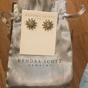Kendra Scott Sunburst Earrings